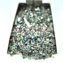 Japanese mixed beads - Silver - 30g