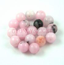 Jáspis golyó - Cherry Blossom - 6mm
