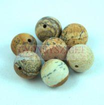 Jáspis golyó - picture - matt - 10mm