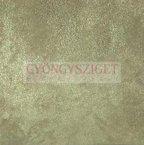 Juh nappa bőr - powder gold glitter - 10x10cm