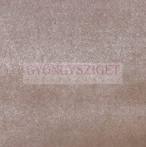 Juh nappa bőr - metallic mauve - 10x10cm