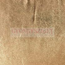 Juh nappa bőr - rose gold - 10x10cm