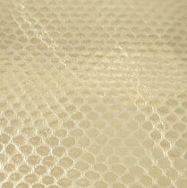 Kecske nappa bőr - Snake Gold - 10x10cm