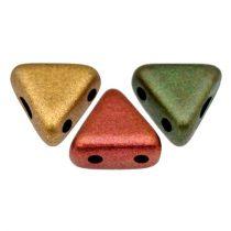 Kheops® par Puca®gyöngy - ancient gold -6mm