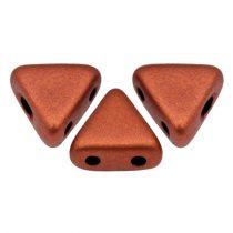 Kheops® par Puca®gyöngy - Matte Rust - 6mm
