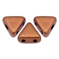 Kheops® par Puca®gyöngy - matte copper - 6mm