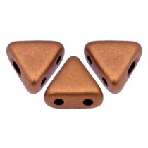 Kheops® par Puca®gyöngy - matte copper - 6mm