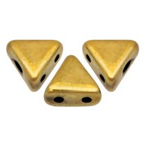 Kheops® par Puca®gyöngy - Crystal Full Amber -6mm