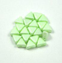 Kheops® par Puca®gyöngy - silk satin innocent green