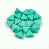 Kheops® par Puca®gyöngy - silk satin turquoise green