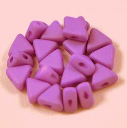Kheops® par Puca®gyöngy - silk satin purple