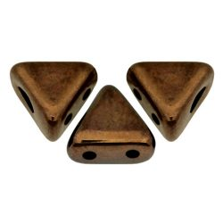 Kheops® par Puca®gyöngy - dark bronz -6mm