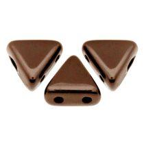 Kheops® par Puca®gyöngy - Jet Copper -6mm