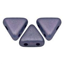 Kheops® par Puca®gyöngy - 6mm - METALLIC MAT DARK PURPLE