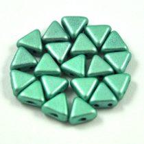 Kheops® par Puca®gyöngy - matte metallic green -6mm