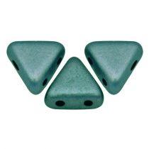 Kheops® par Puca®gyöngy - polichrome aqua teal -6mm