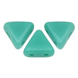 Kheops® par Puca®gyöngy - Turquoise Green - 6mm