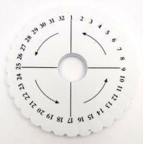 Kumihimo disc - 11 cm