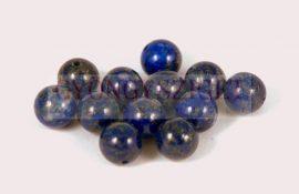 Lapis lazuli gyöngy - 11mm