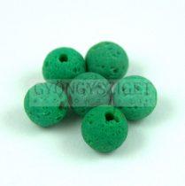 Lávakő - golyó - Green - 8mm