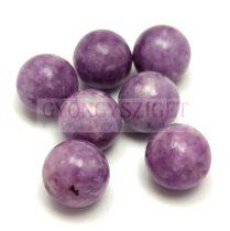 Lepidolit ásvány gyöngy - 10mm