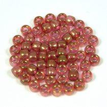 Matubo - crystal rose gold luster - 7/0