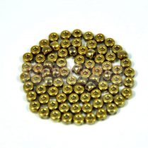 Matubo - crystal full amber - 8/0