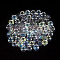 Matubo kásagyöngy - crystal ab - 8/0