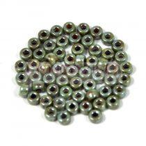 Matubo - Green Brown Marble - 8/0