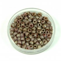 Matubo seedbead - Violet Picasso - 8/0