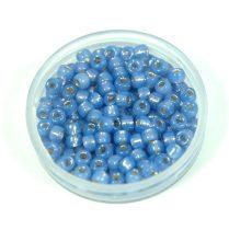 Matubo kásagyöngy - Opal Silky Light Sapphire - 8/0