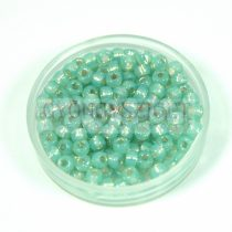 Matubo kásagyöngy - Silky Milky Mint - 8/0