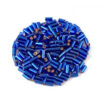 Miyuki szalmagyöngy - 20 - Silver Lined Cobalt - 3mm