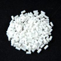 Miyuki szalmagyöngy - 402 - Opaque White - 3mm