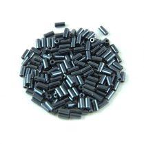 Miyuki szalmagyöngy - 451 - Hematite - 3mm