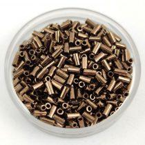 Miyuki szalmagyöngy - 457 - Bronz - 3mm