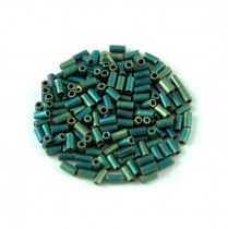 Miyuki szalmagyöngy - 2008 - Matte Metallic Patina Iris - 3mm