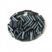 Miyuki szalmagyöngy - 451 - Hematite - 6mm