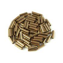 Miyuki szalmagyöngy - 457 - Bronz - 6mm