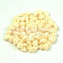 Miniduo gyöngy 2.5x4mm - ivory