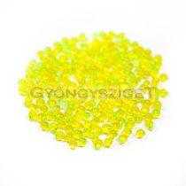 Miyuki drop gyöngy-f11-menta közepű sárga-3,4mm