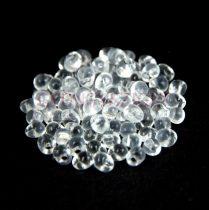 Miyuki drop gyöngy - 131 - Rainbow Crystal - 3.4mm