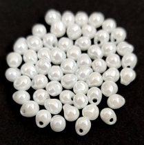 Miyuki drop gyöngy - 420 - Pearl Luster White - 3.4mm