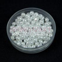 Miyuki drop gyöngy - Ceylon White  - 3.4mm