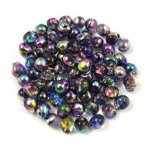 Miyuki drop gyöngy - 4572 - Crystal Magic Blue- 3.4mm
