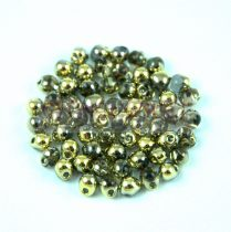 Miyuki drop gyöngy - Crystal Amber - 3.4mm