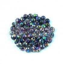 Miyuki drop gyöngy - 55015 - Crystal Magic Purple - 3.4mm
