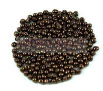 Miyuki drop gyöngy - 55030 - bronz - 3.4mm