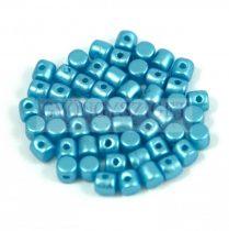 Minos® par Puca®gyöngy - pastel aqua - 2.5x3 mm