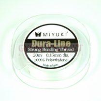 Miyuki Dura Line - fehér - 20m